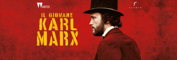 AAMOD: il giovane Karl Marx al Cinema Farnese