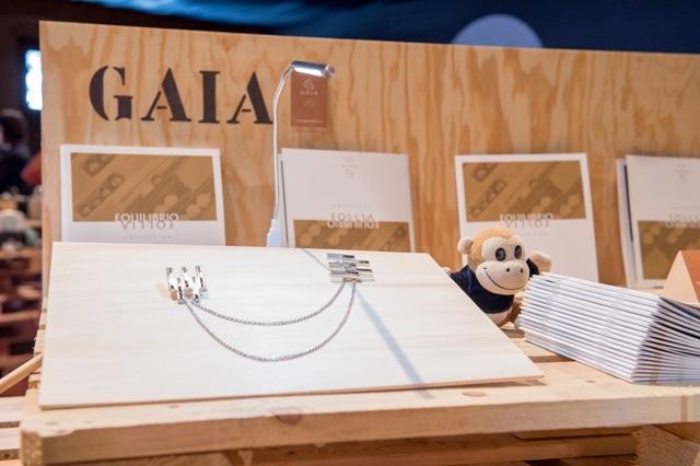 """Gran successo a Showcase 2018 per la Collezione """"Equilibrio versus Follia"""" di Gaia Caramazza."""