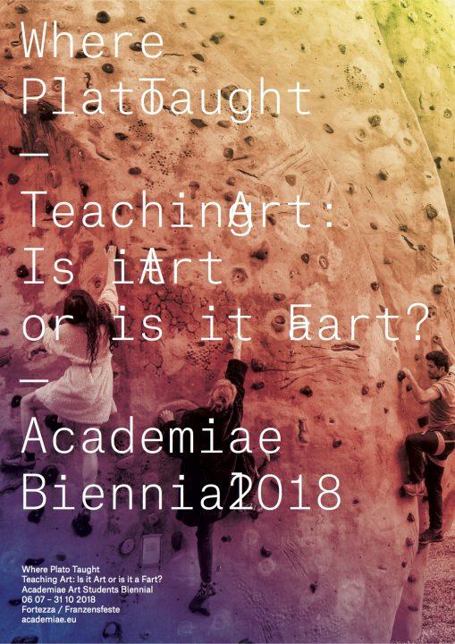 """""""Academiae 2018"""" seconda biennale d'arte per i giovani a Fortezza"""