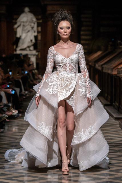 Altaroma: Fashion Show dello Stilista Libanese Robert Abi Nader