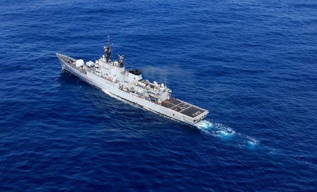 Difesa: la Fregata Scirocco conclude l'esercitazione Swordfish 2018