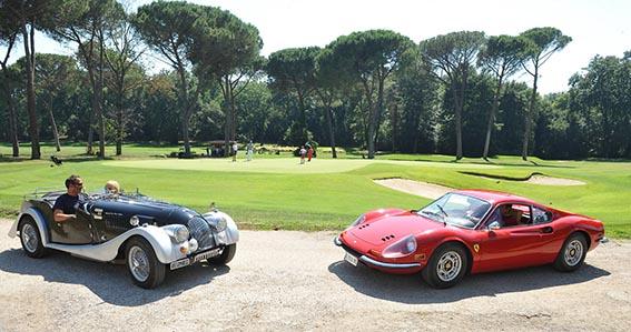 MW Golf & Classic Car: i risultati della I edizione nella sfida sui green dell'Olgiata